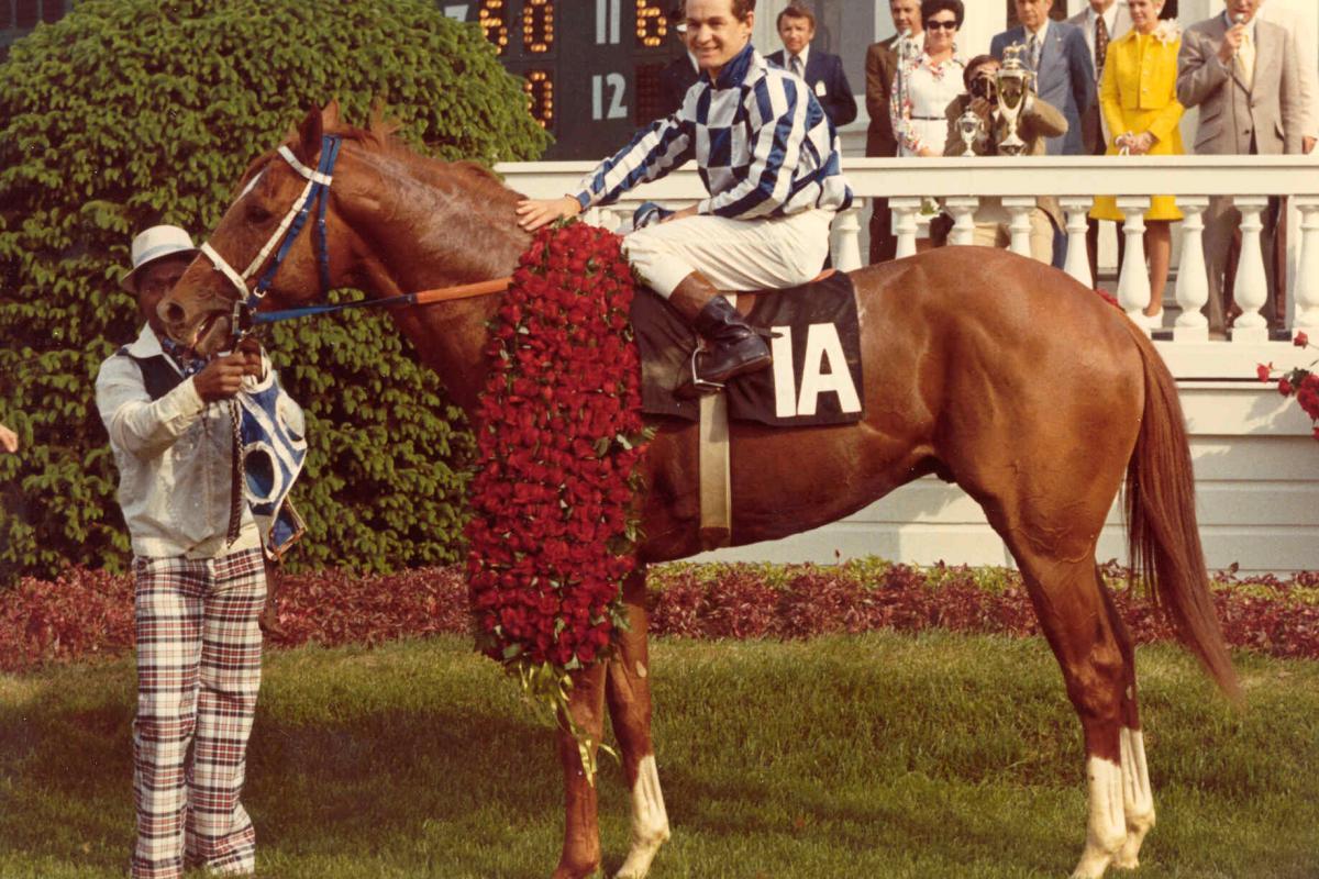 1973 - Secretariat image
