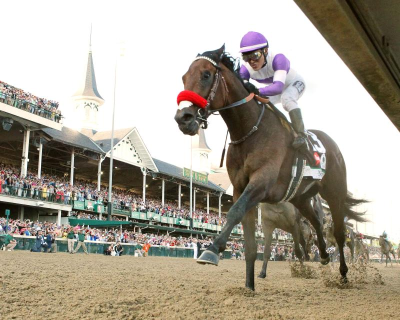 20160507 NYQUIST KyDerby (Coady) Under Rail