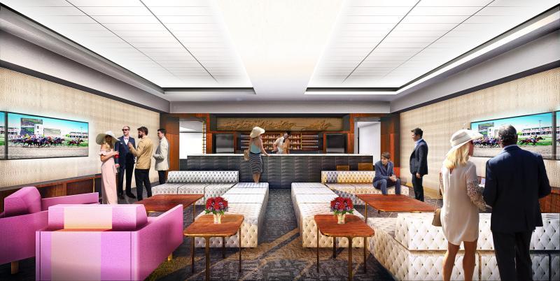 Double Suite Interior