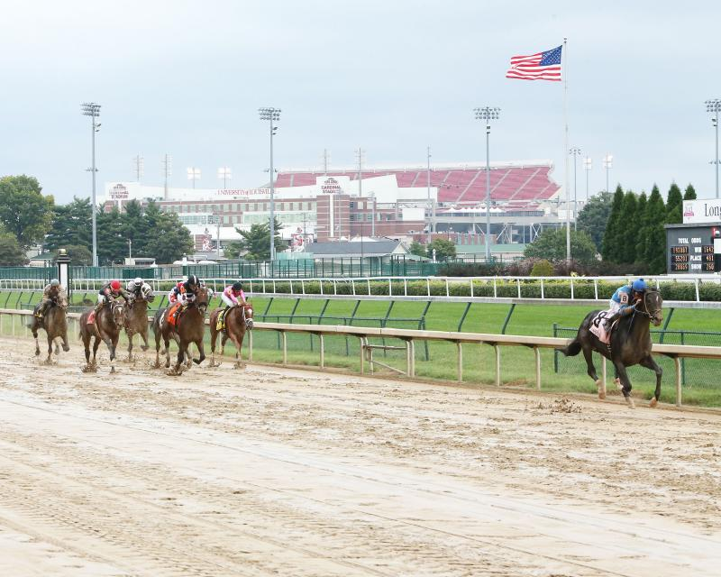 20160917 NOT THIS TIME Iroquois (Coady) Up Track