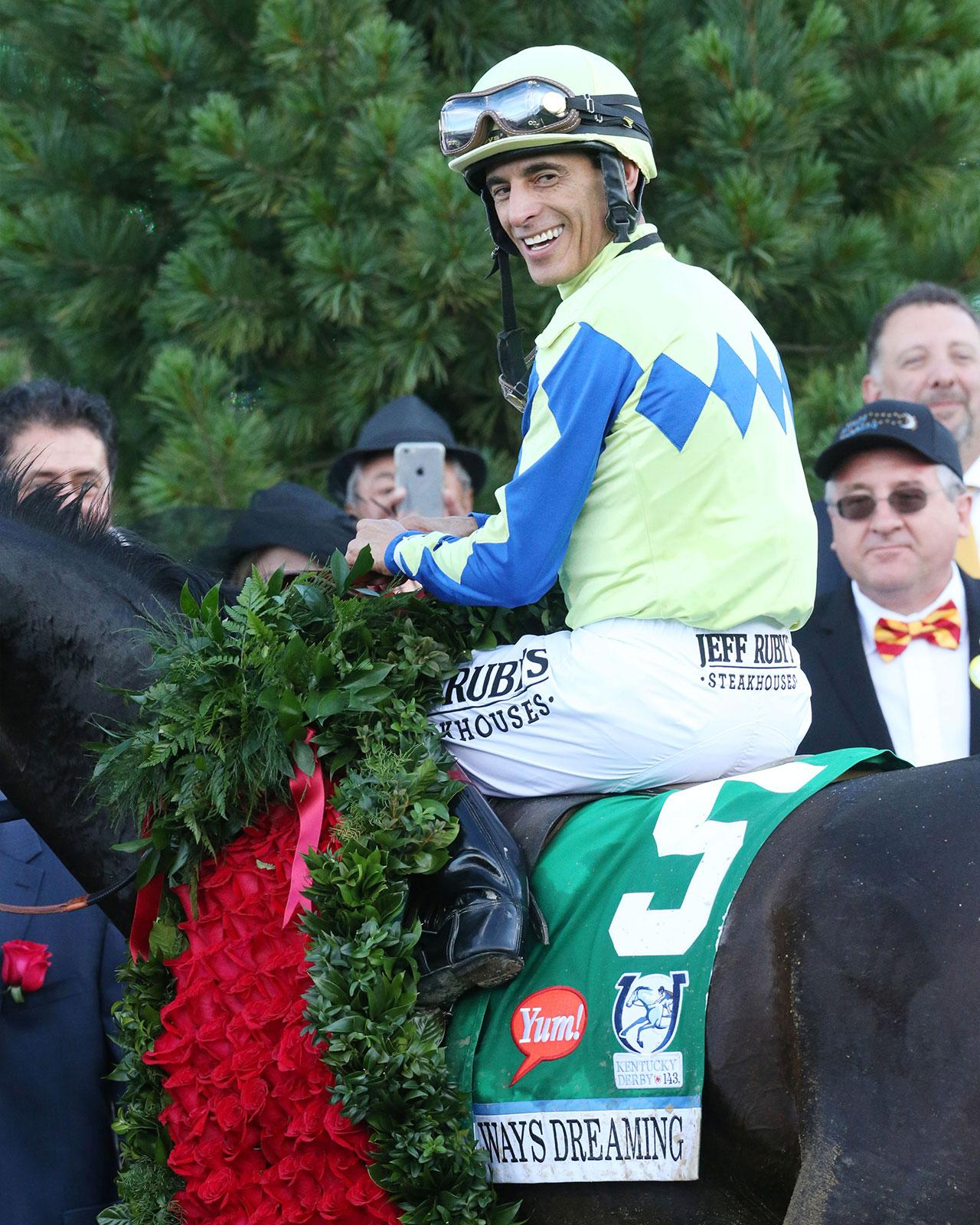 ALWAYS-DREAMING----The-Kentucky-Derby-Gr-1---143rd-Running---05-06-17---R12---CD---John-Velazquez-1