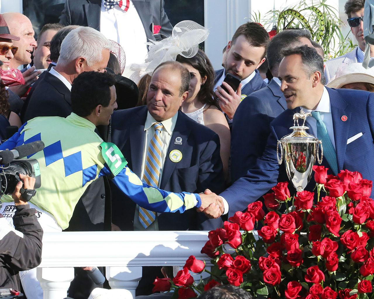 ALWAYS-DREAMING----The-Kentucky-Derby-Gr-1---143rd-Running---05-06-17---R12---CD---Presentation-2