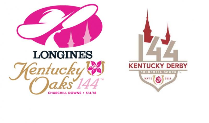 2018 Kentucky Oaks & Derby Logo