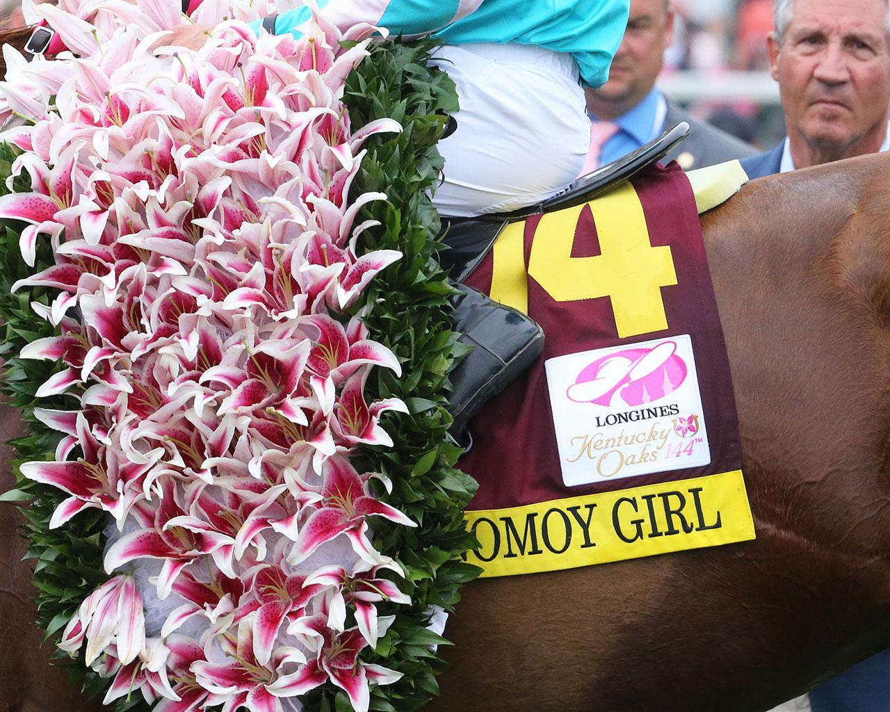 MONOMOY-GIRL---Longines-Kentucky-Oaks---G1---144th-Running---05-04-18---R11---CD---Post-Race-09