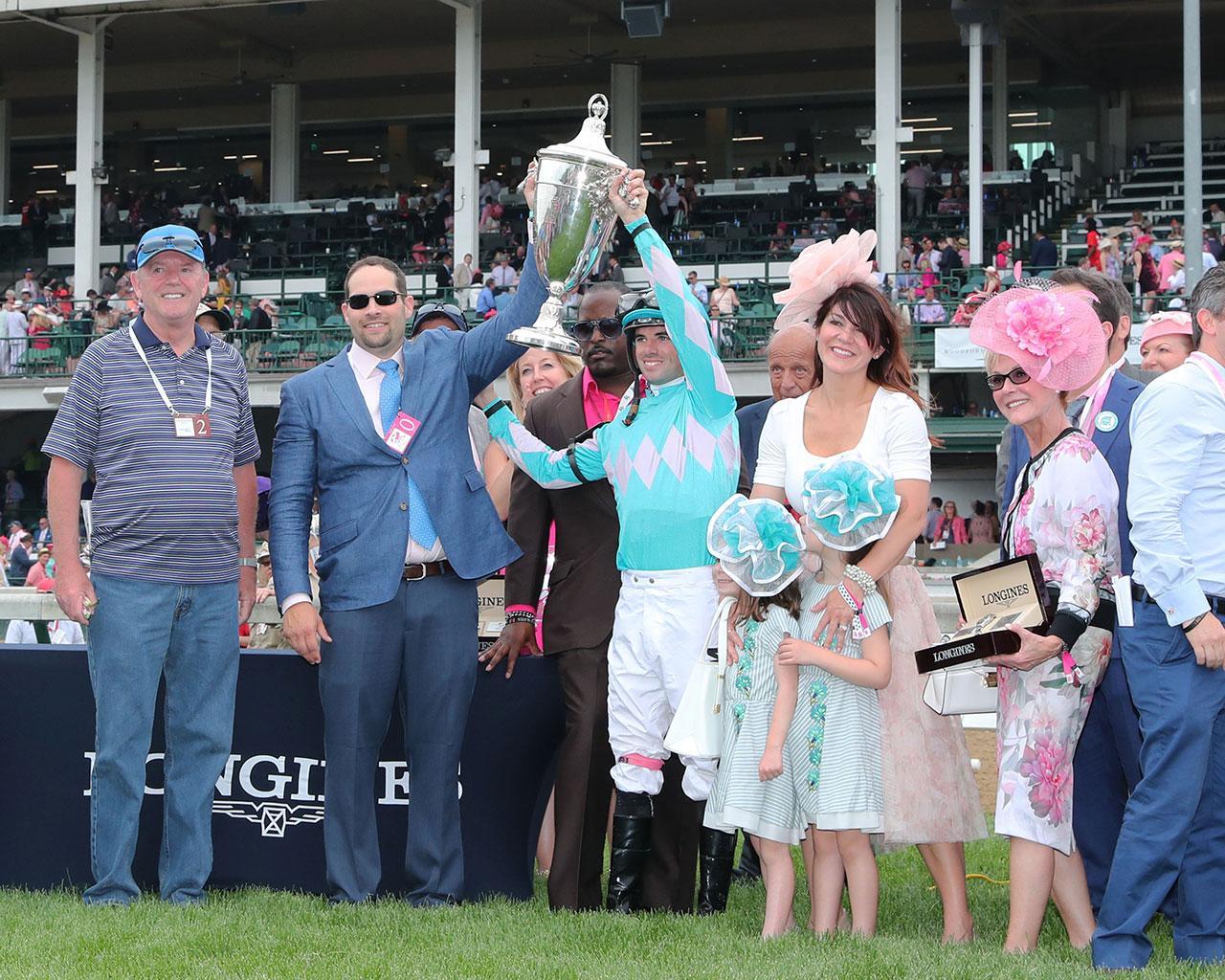 MONOMOY-GIRL---Longines-Kentucky-Oaks---G1---144th-Running---05-04-18---R11---CD---Post-Race-03