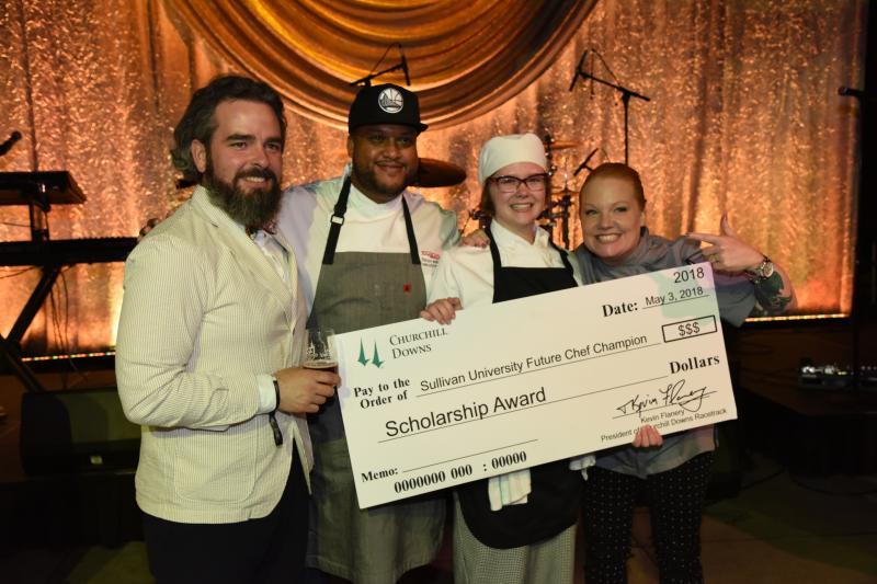 Recipients_Sullivan_University_Chef_Champion