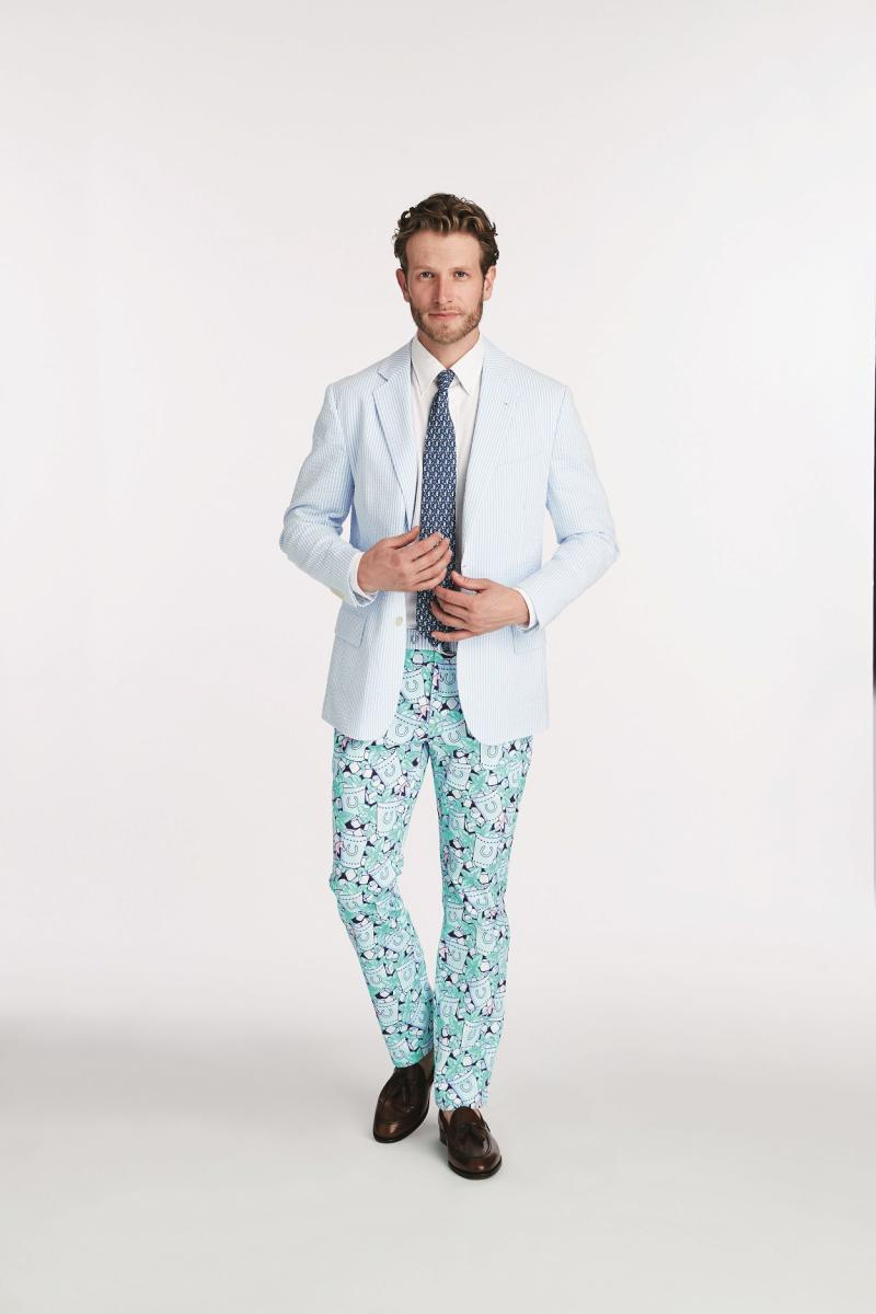 2019 vineyardvines Derby Line Mens Pants