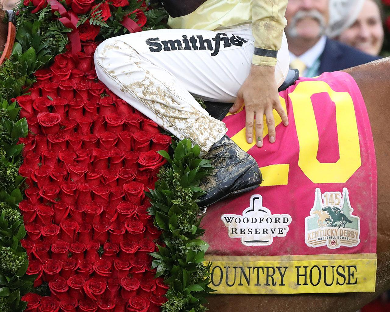 COUNTRY-HOUSE---The-Kentucky-Derby---145th-Running---05-04-19---R12---CD---Saddle-Towel-01