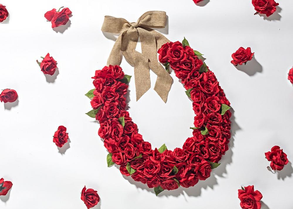 Roses_Horseshoe