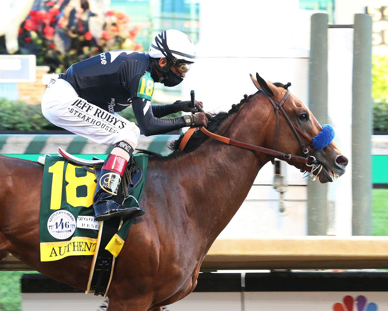 AUTHENTIC---The-Kentucky-Derby---146th-Running---09-05-20---R14---CD---Tight-Finish-01