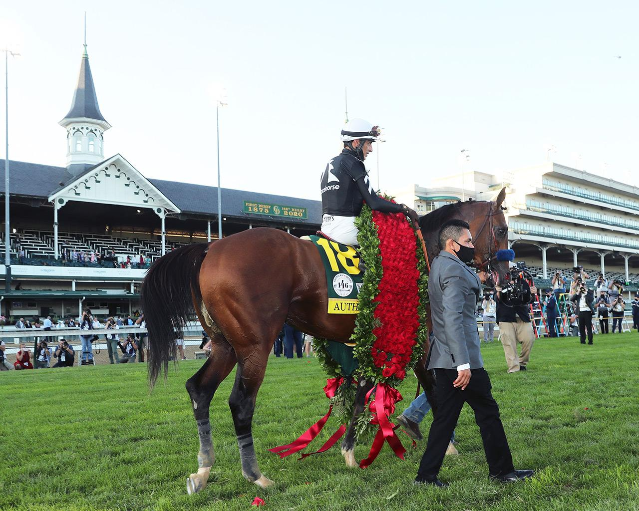 AUTHENTIC---The-Kentucky-Derby---146th-Running---09-05-20---R14---CD---Under-Spires-01