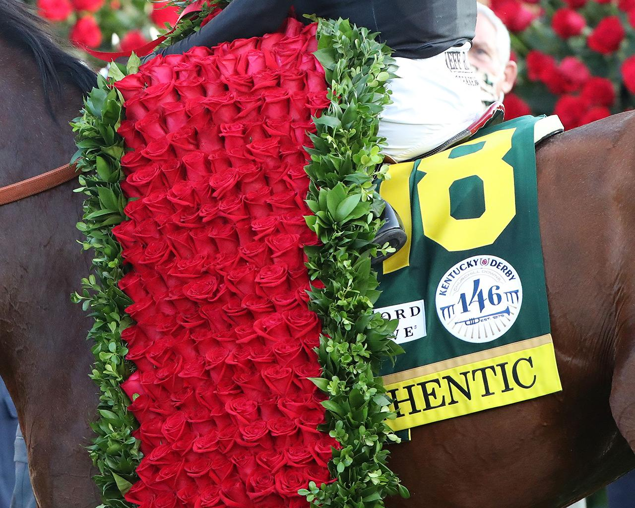 AUTHENTIC---The-Kentucky-Derby---146th-Running---09-05-20---R14---CD---Saddle-Towel-01
