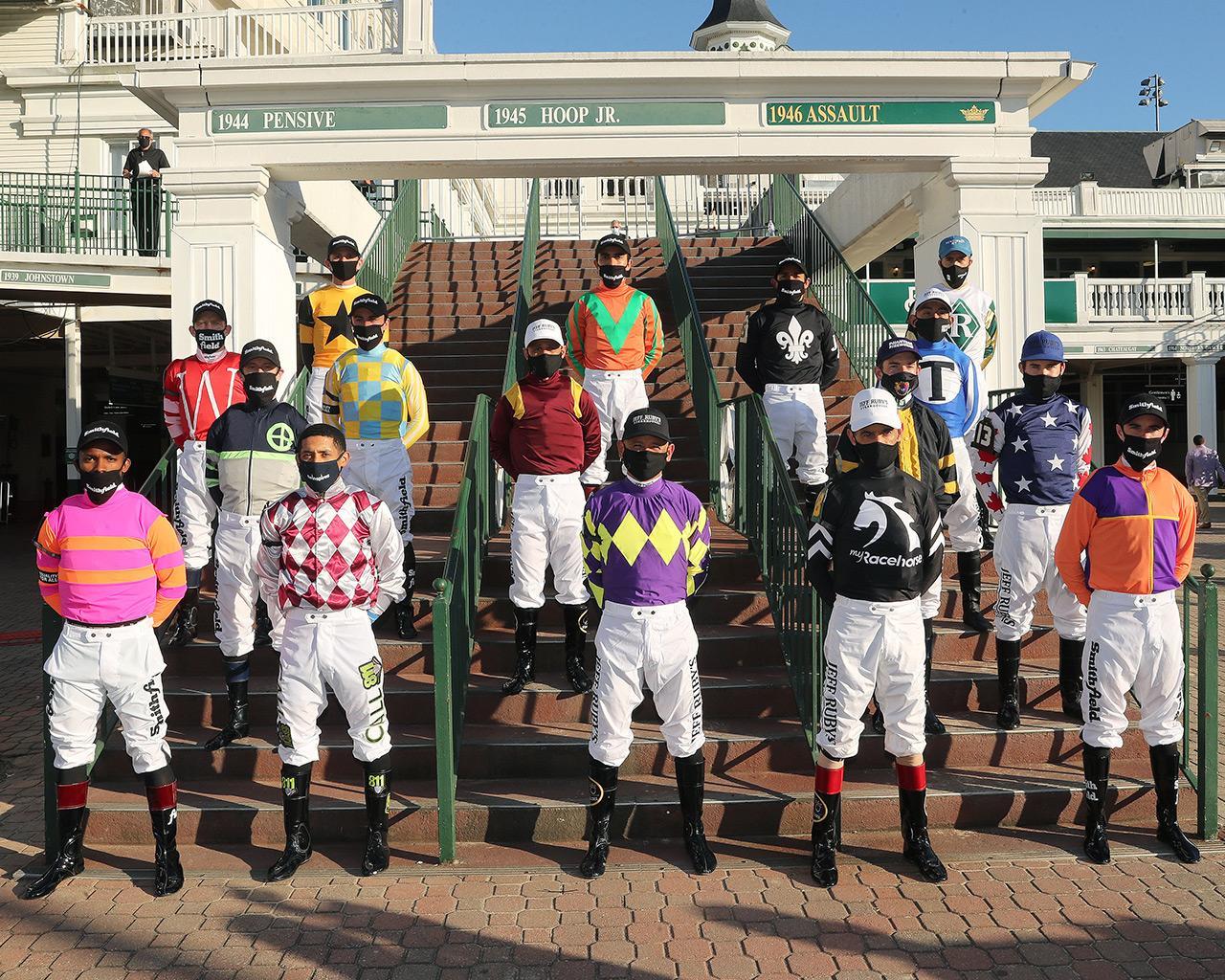 Kentucky-Derby---Official-Jockey-Photo---CD--090520-001
