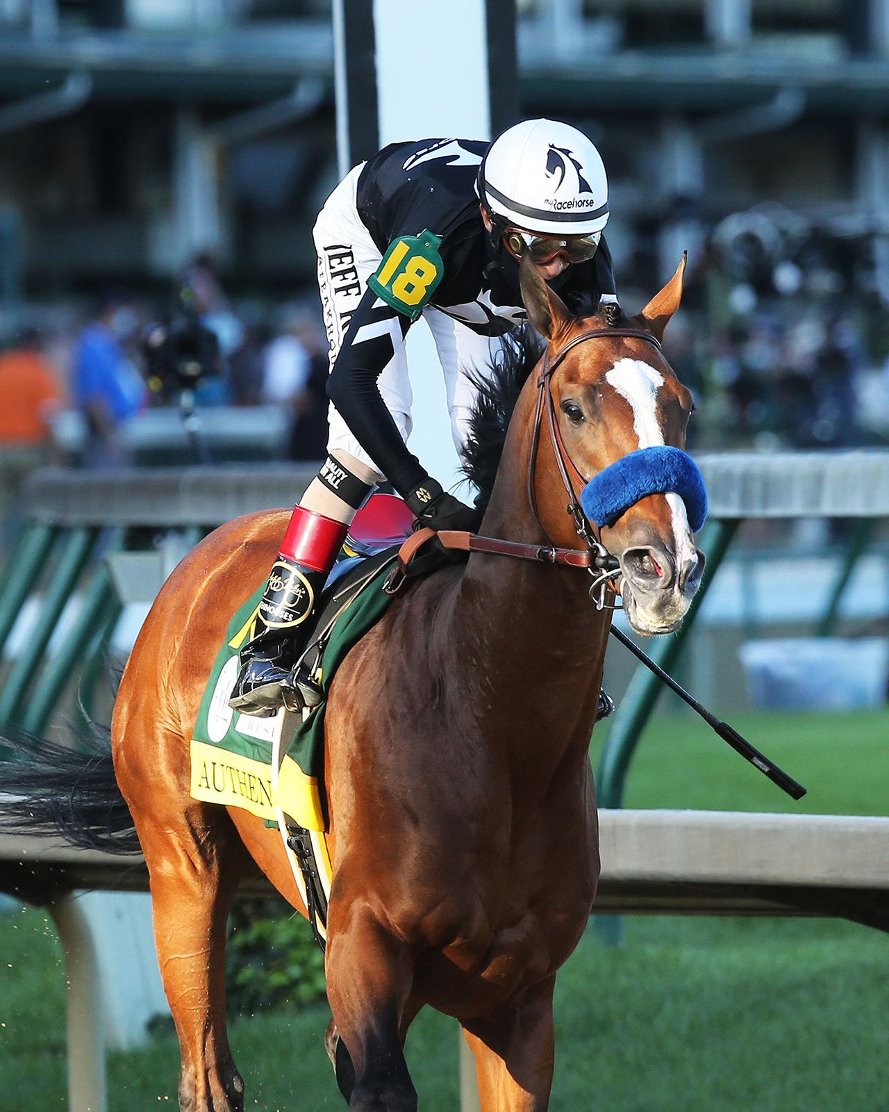 AUTHENTIC---The-Kentucky-Derby---146th-Running---09-05-20---R14---CD---Sweeping-Turn-Tight-01