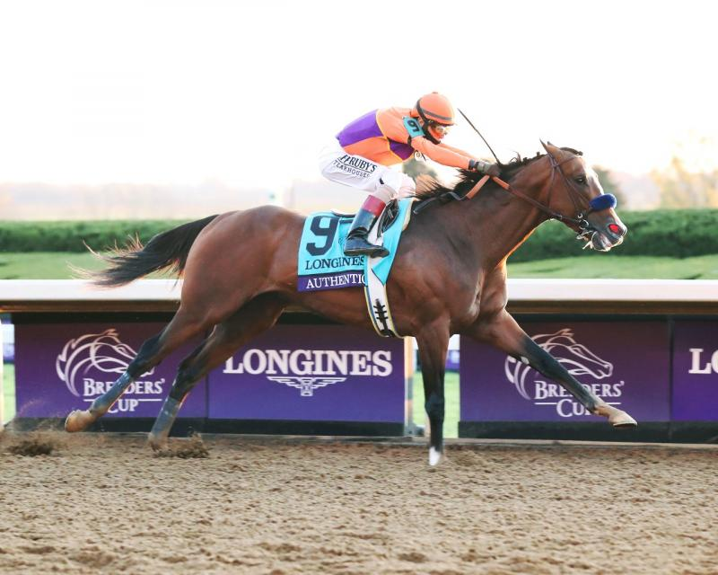 AUTHENTIC - Breeders' Cup Classic G1 - 11-07-20 - R12 -…