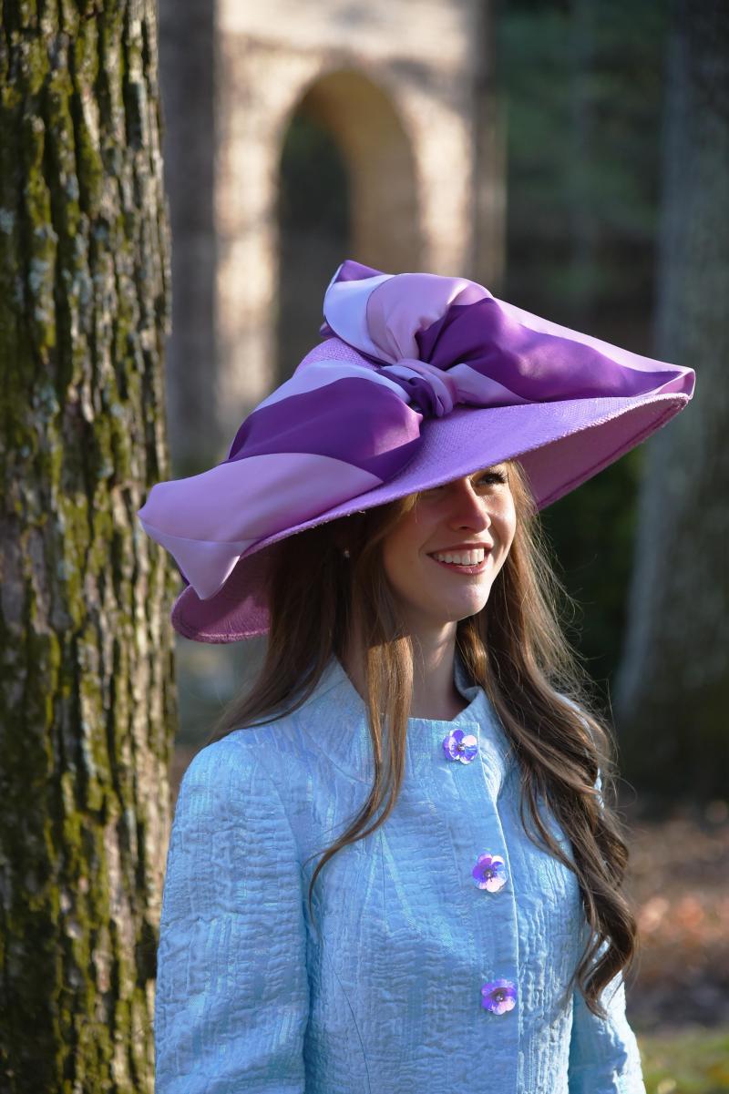 HILLARY STRIPE Hat