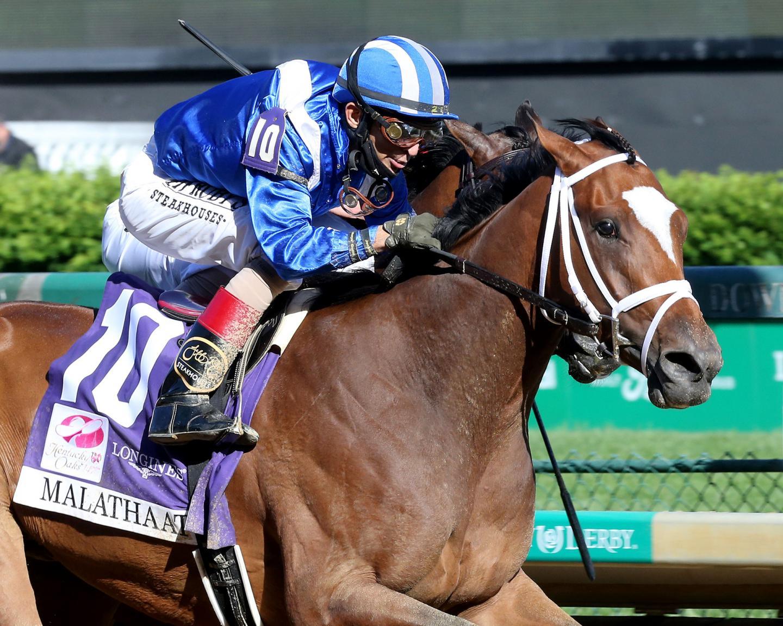 MALATHAAT---The-Kentucky-Oaks-G1---147th-Running---04-30-21---R11---CD---Finish-04