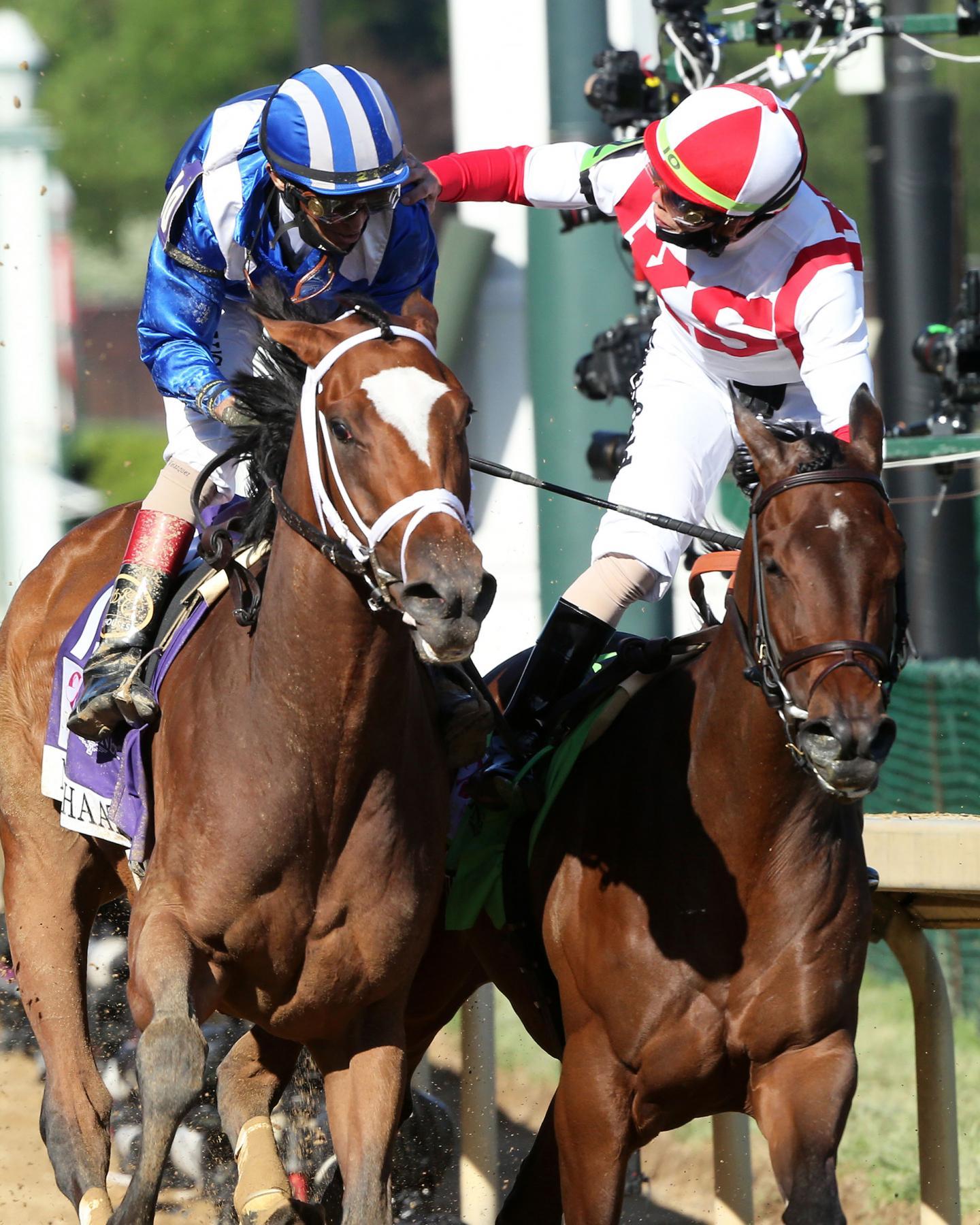 MALATHAAT---The-Kentucky-Oaks-G1---147th-Running---04-30-21---R11---CD---Celebration-04
