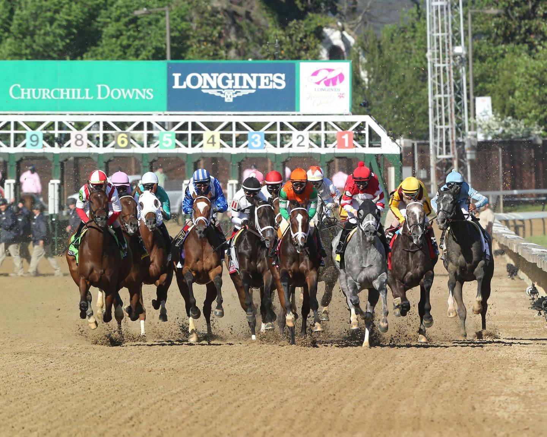 MALATHAAT---The-Kentucky-Oaks-G1---147th-Running---04-30-21---R11---CD---Head-On---First-Turn-01