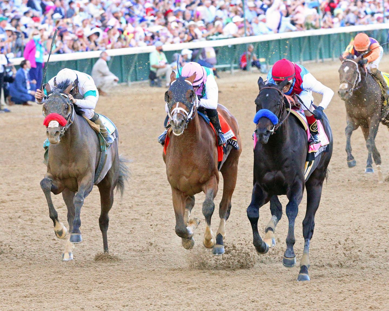 MEDINA-SPIRIT---The-Kentucky-Derby-G1---147th-Running---05-01-21---R12---CD---Inside-Finish-03