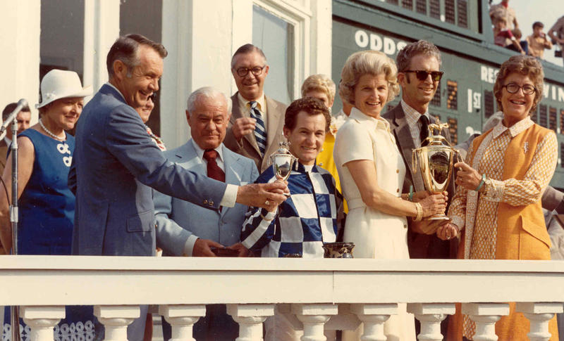 Penny Chenery, Secretariat's owner, passes away