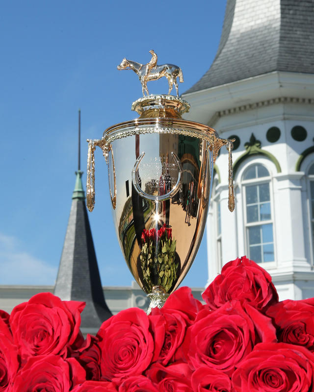 Solid Gold Kentucky Derby… News Image