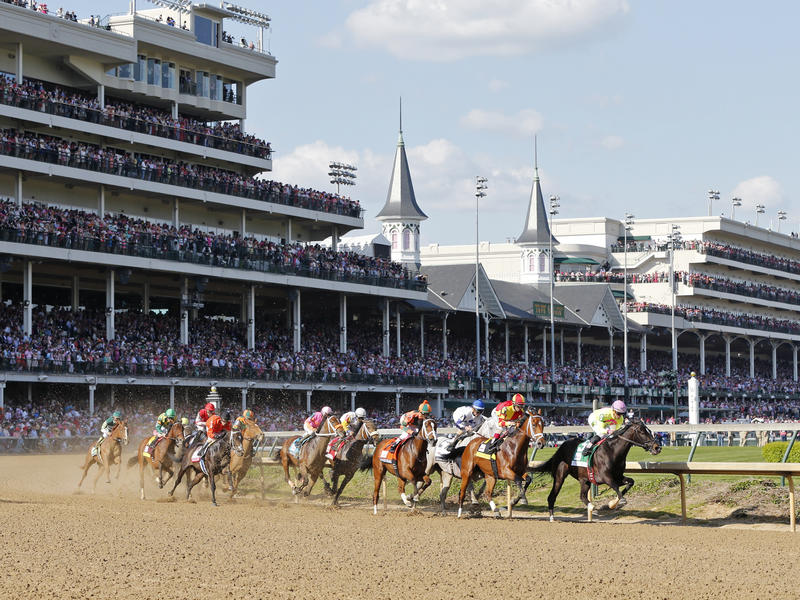 Road to the Kentucky Derby Series shifts to  Championship Season  preps