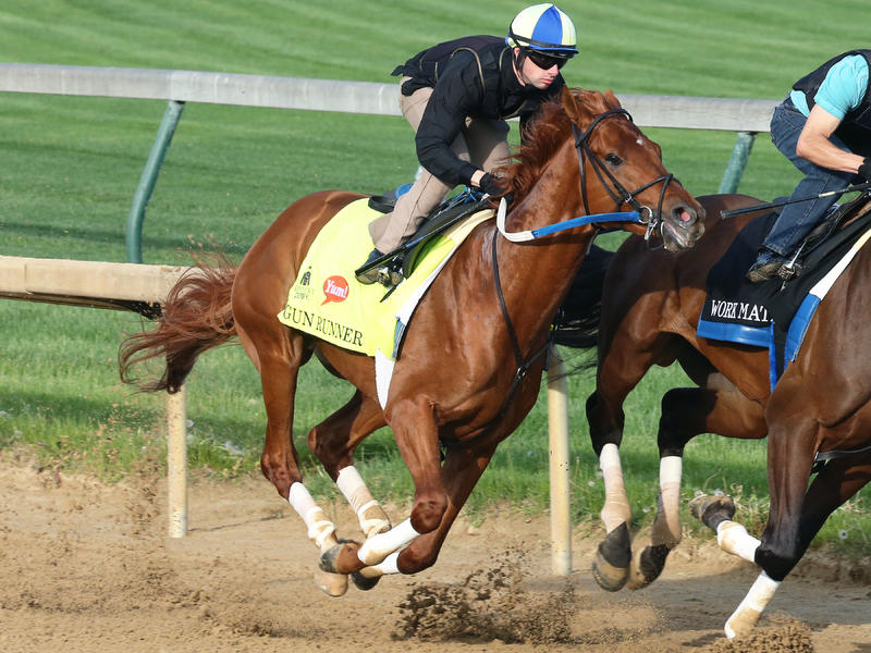 5 Fast Facts: Kentucky Jockey Club Stakes