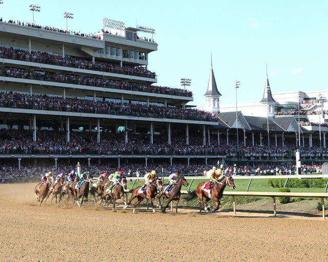 Kentucky Oaks Stakes Undercard:… News Image