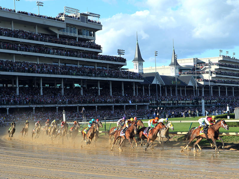 Always Dreaming Wins the 143rd Kentucky Derby Presented by Yum! Brands in Front of 158,070 Fans