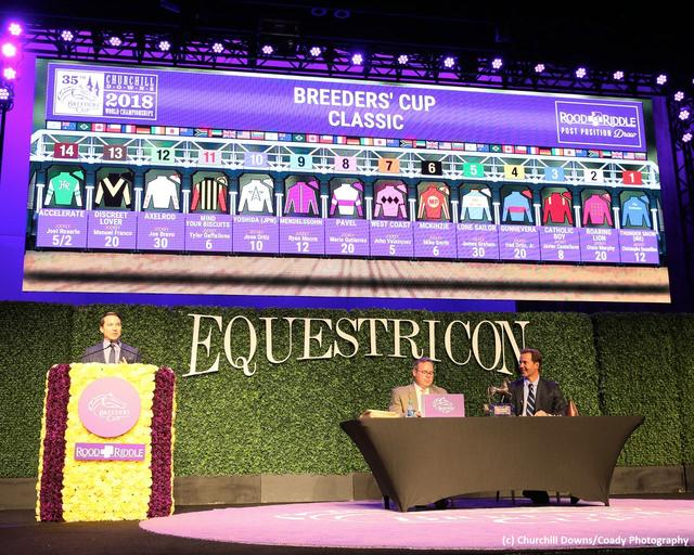 2018 Breeders' Cup Classic… News Image