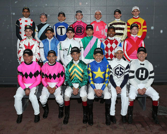 Kentucky Derby Jockey Photo
