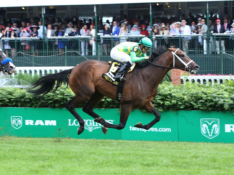 Churchill Downs Stakes Recap & Quotes: Arklow Springs Upset in American Turf