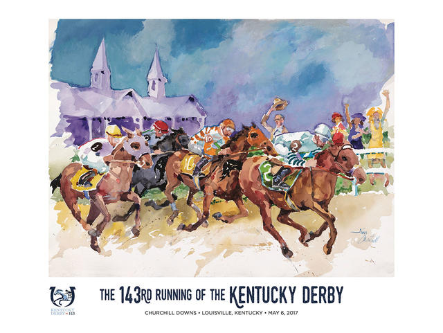 Churchill Downs Releases 2017… News Image