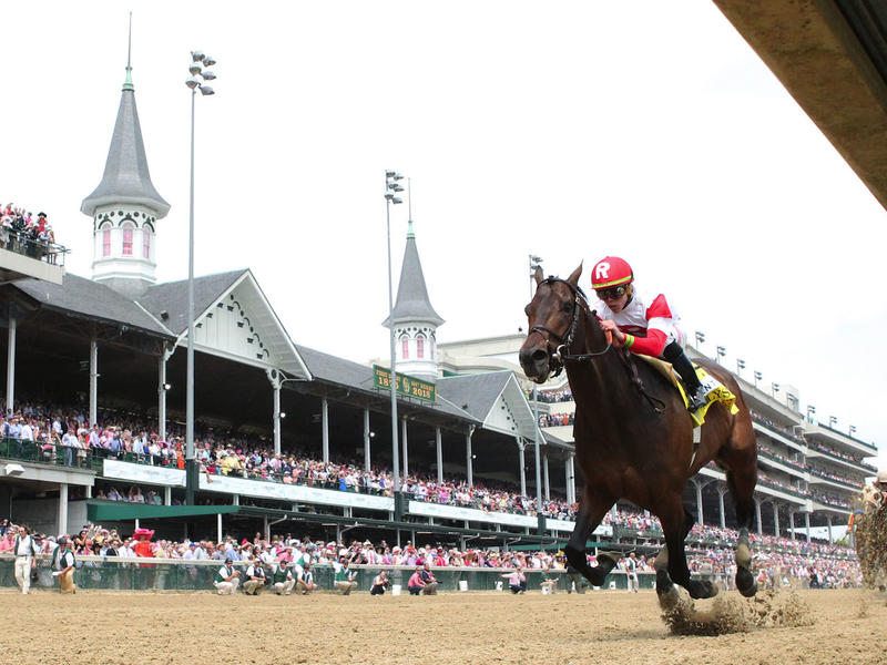 BACKYARD HEAVEN WINS ALYSHEBA; ALWAYS DREAMING FINISHES FIFTH