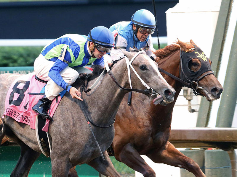 Churchill Downs Stakes Recap:… News Image