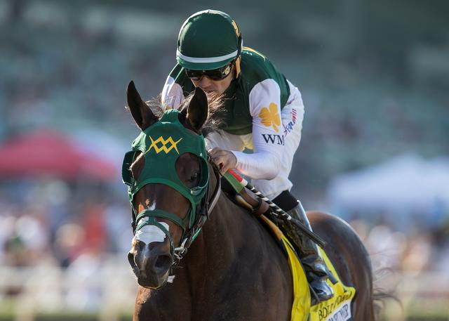Bolt d'Oro spectacular in… News Image