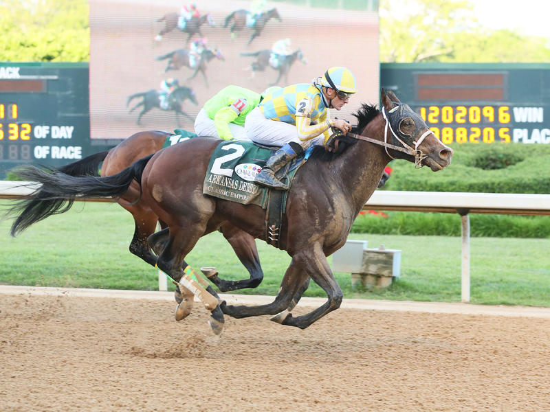 Look for Kentucky Derby contenders at Oaklawn Park