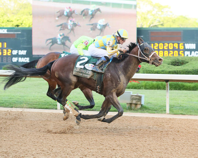 5 Fast Facts: Arkansas Derby News Image