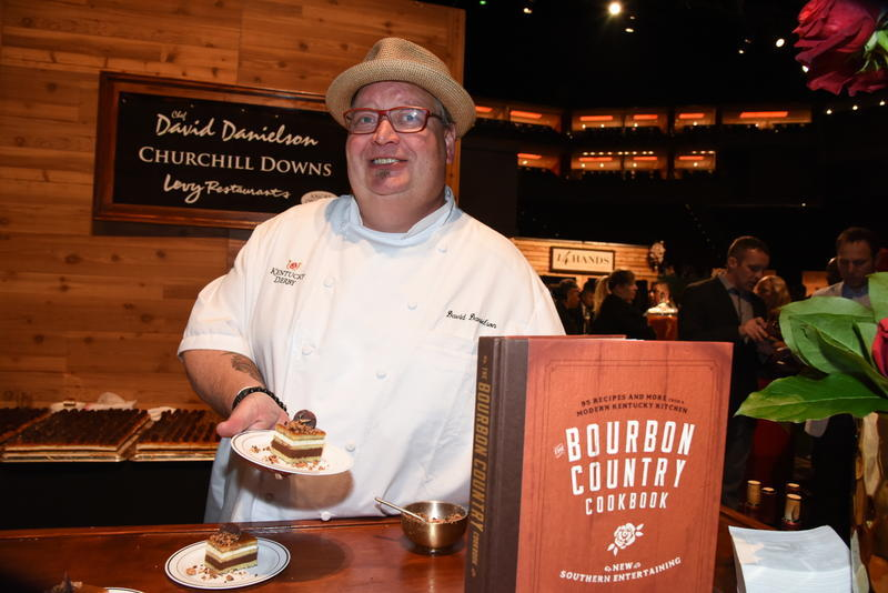 Chef Danielson at Taste of Derby 2018