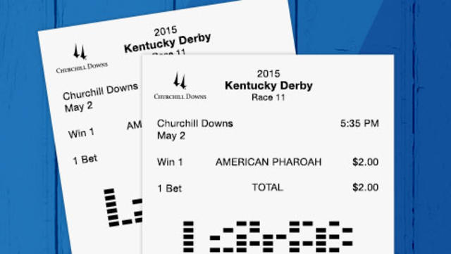 how to place a bet on the ky derby