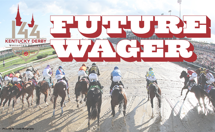Churchill Downs News Release: Wagering Suspended on Montauk for Kentucky Derby Future Wager
