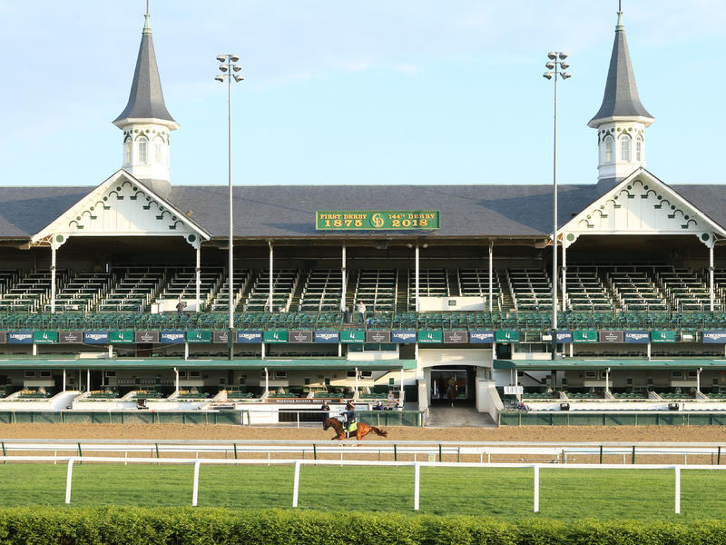 Kentucky Derby Update for Thursday, April 26, 2018