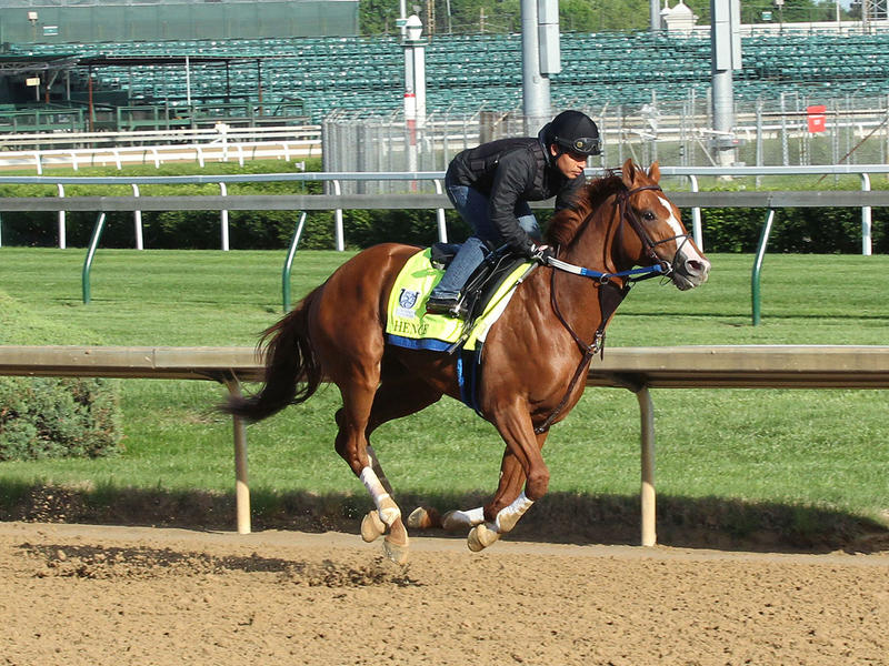 Kentucky Derby Update: Monday,… News Image