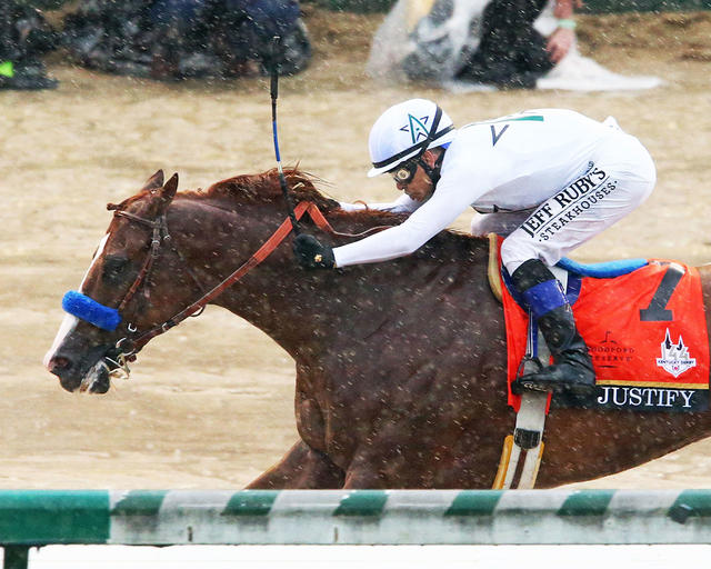 Justify Wins the 144th Kentucky… News Image