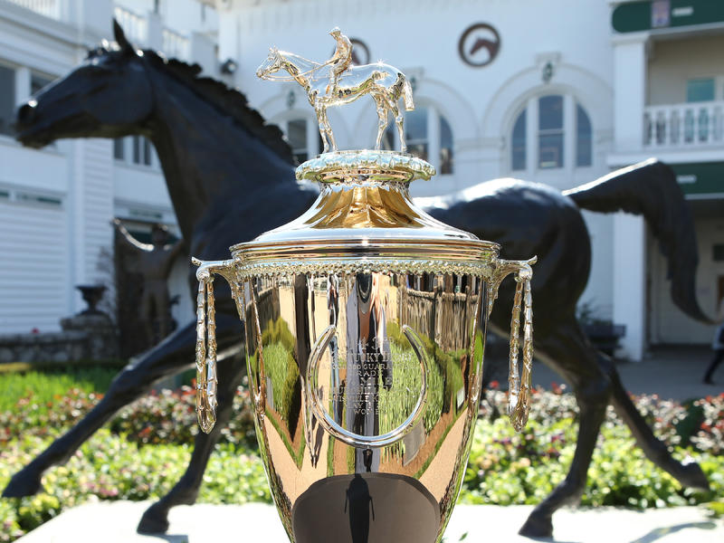 Kentucky Derby Winner's Trophy… News Image