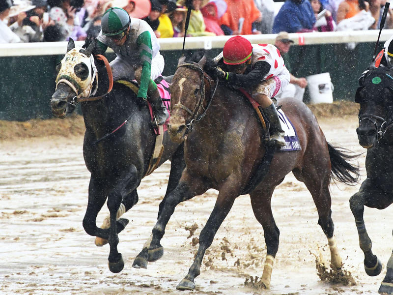 LIMOUSINE LIBERAL REPEATS IN CHURCHILL DOWNS