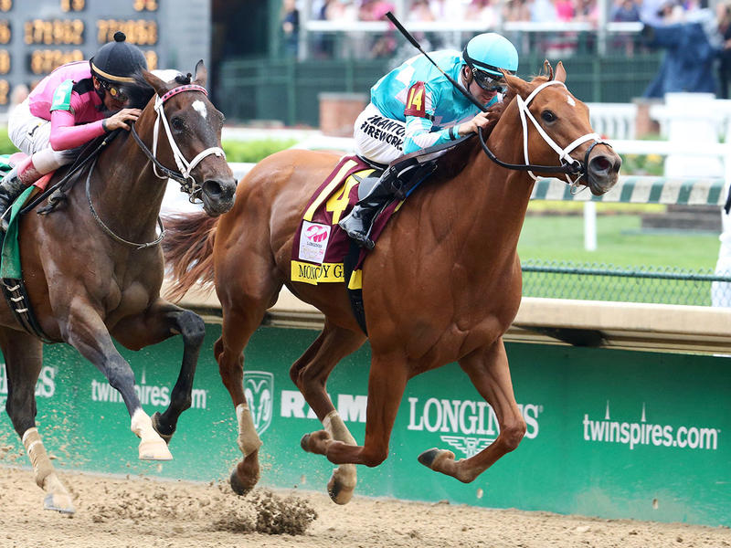 Monomoy Girl wins Kentucky Oaks 144