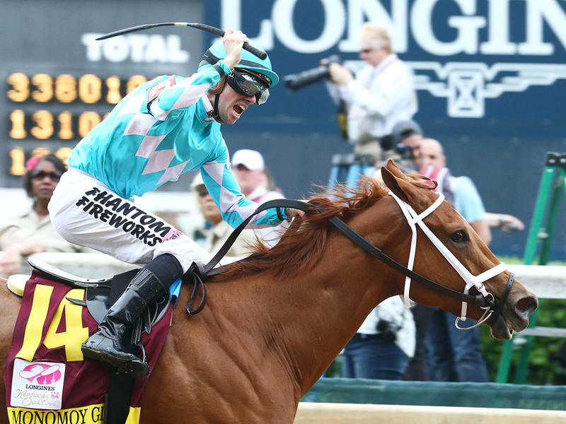 JOCKEY QUOTES FROM THE 144TH RUNNING OF THE LONGINES KENTUCKY OAKS