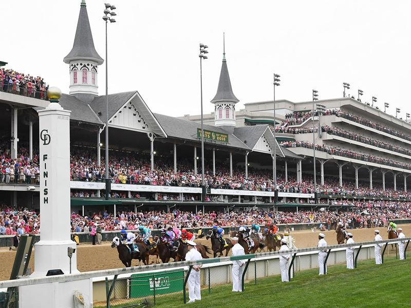 The 144th Running of the Longines Kentucky Oaks Attracts 113,510 Fans as Monomoy Girl Claims the Lil